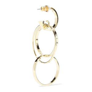 👑NEW 👑KENNETH JAY LANE 22k Gold-plated Earrings